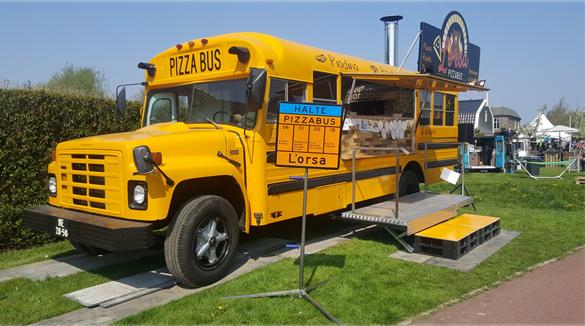 🍕 PIZZABUS L'ORSA - Authentieke Italiaanse pizza's en pasta's